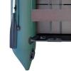 Надувная моторная лодка Parsun 0015K new с псевдокилем закрытая передняя часть - 3